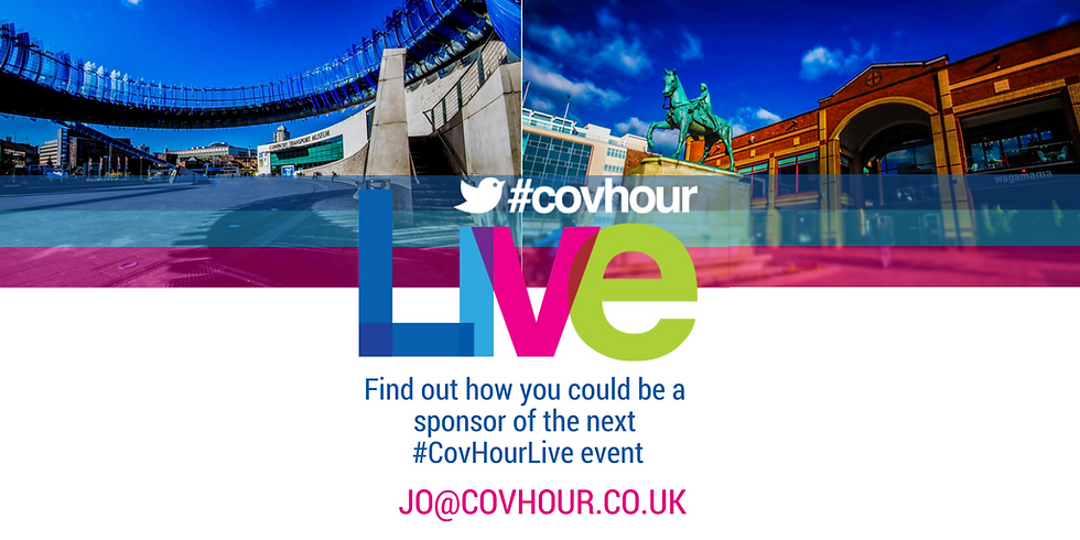 Cov Hour Live