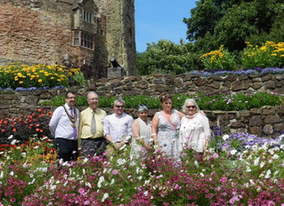 Spring Seminar in Upton On Severn