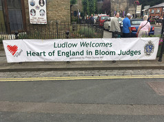 Ludlow welcomes the judges.JPG