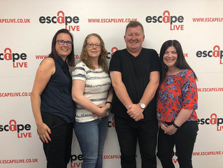 Covhour does Escape Live Coventry