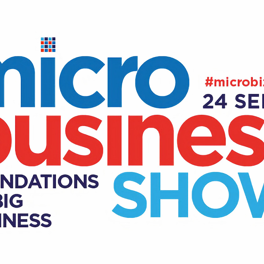 The Micro Business Show 24th September 2018