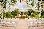 Kopanski WeddingCatering at Wotton Park