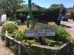 Elizabeth Bache Corner Cookley.JPG