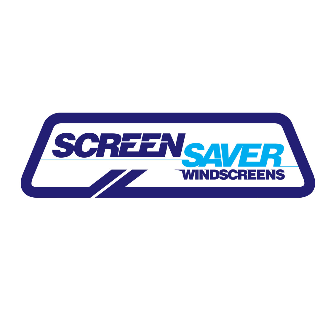 Windscreen specialists logo design