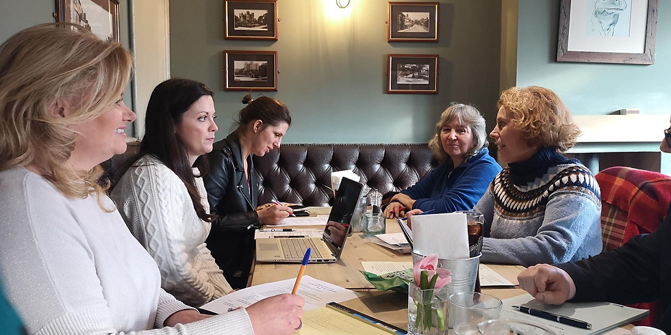 Kenilworth Chamber of Trade Networking