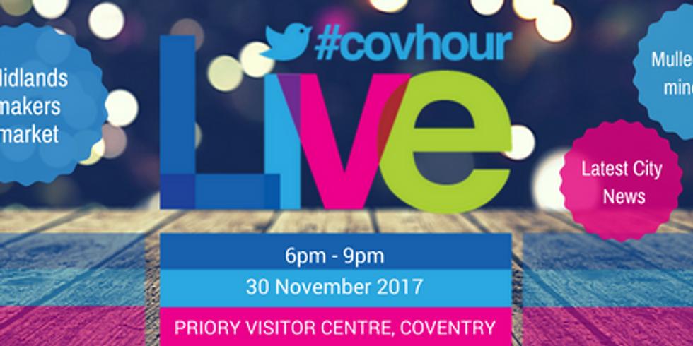 Cov Hour III November 30th 2017