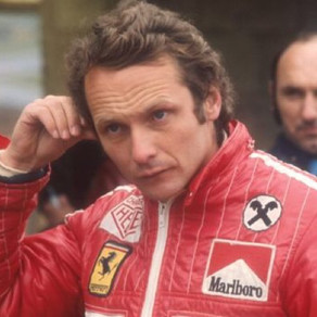 A true hero - Niki Lauda