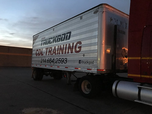 Class A CDL Truck rental