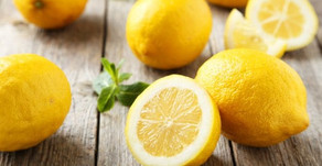 LEMONS: 5 Reasons Why Drinking Lemon Water is Good for You