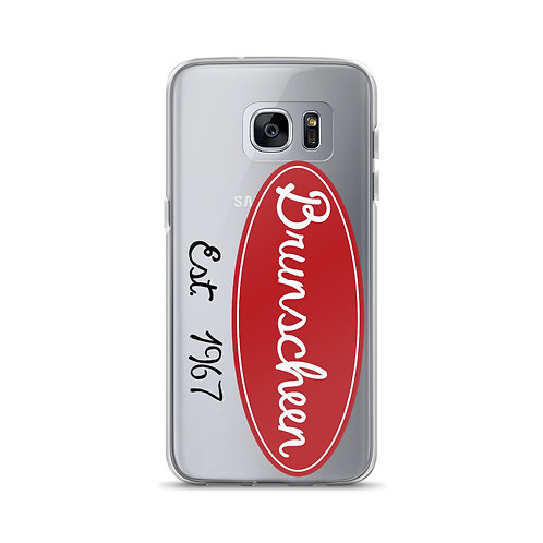 Robert Brunscheen Trucking BLKL Lettes iPhone Case