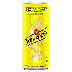 Schweppes Indian Tonic 33 cl
