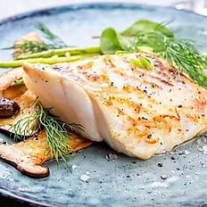 Filet d'églefin à la provençale