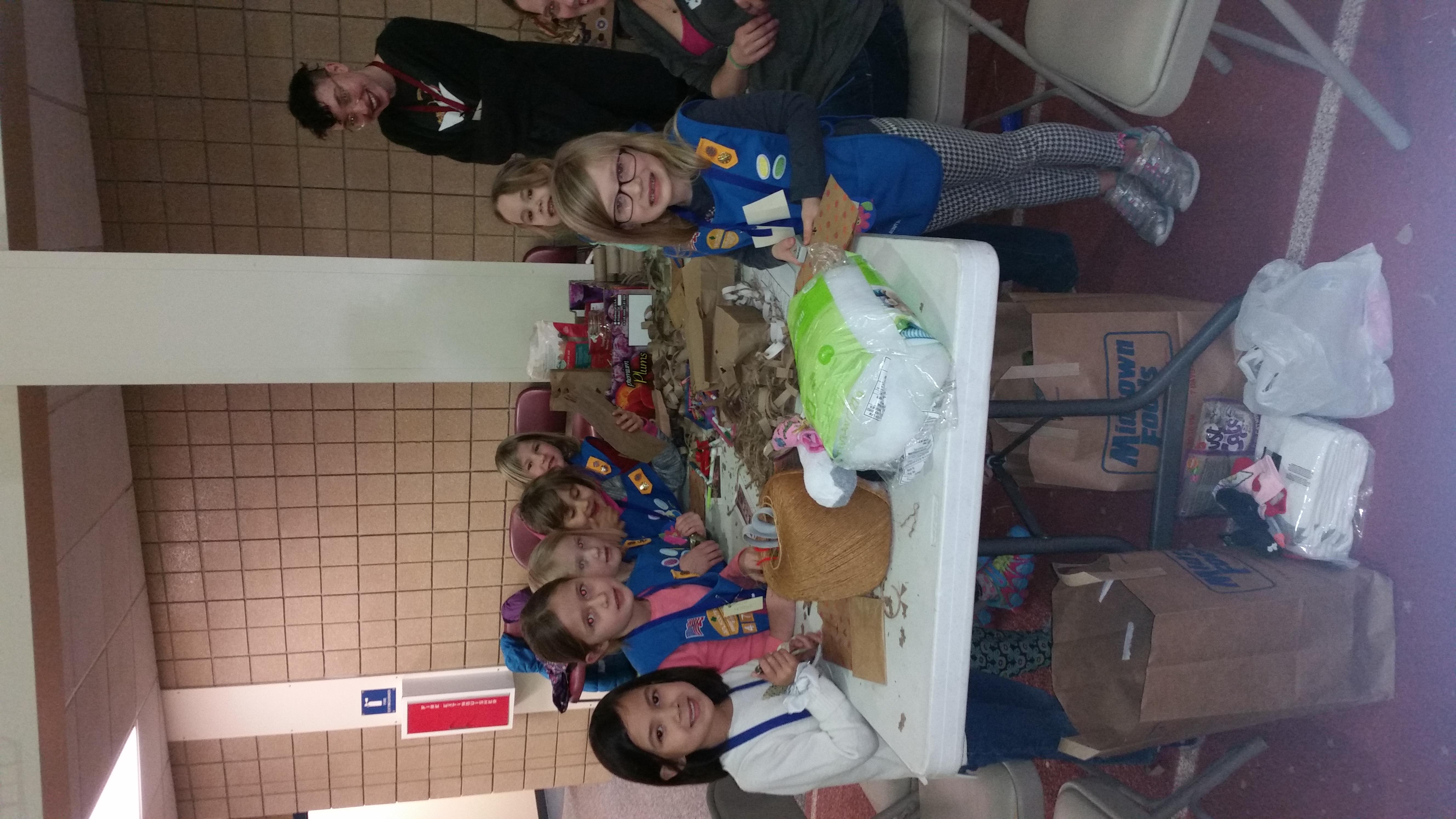 Girl Scout Winter Fun Day Winona MN