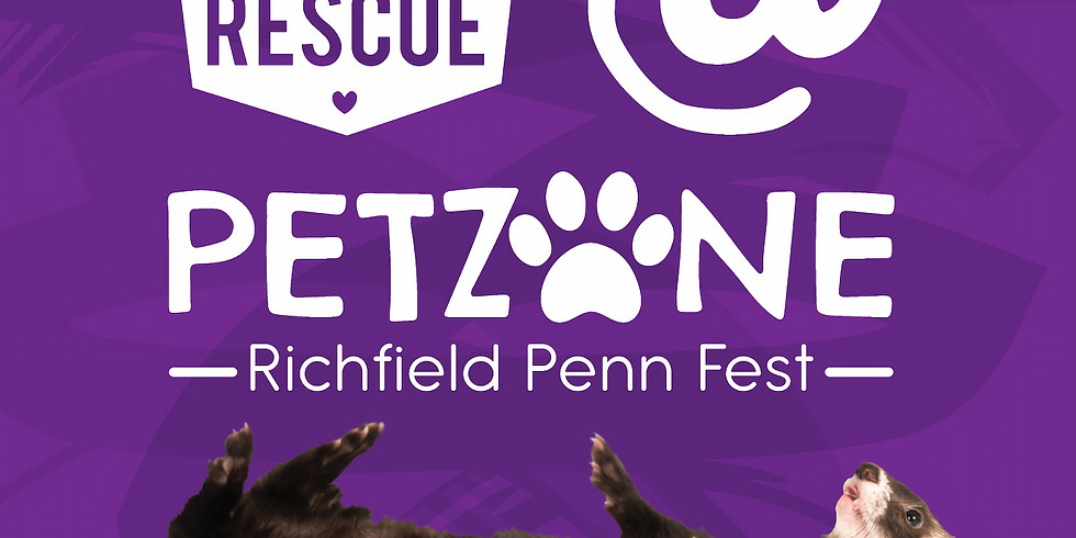 PetZone at Open Streets Penn Fest