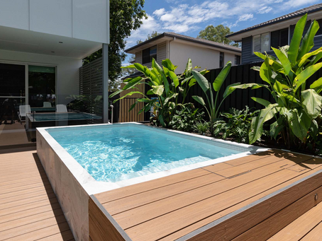 Why you should choose a concrete Plungie pool over a fibreglass pool.