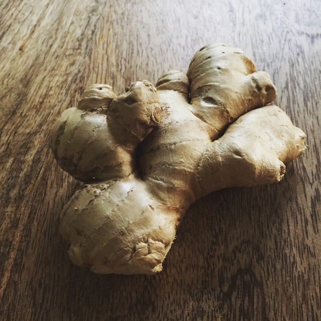 GINGER ROOT - NUTRITIOUS FOR THE WHOLE BODY 🌿