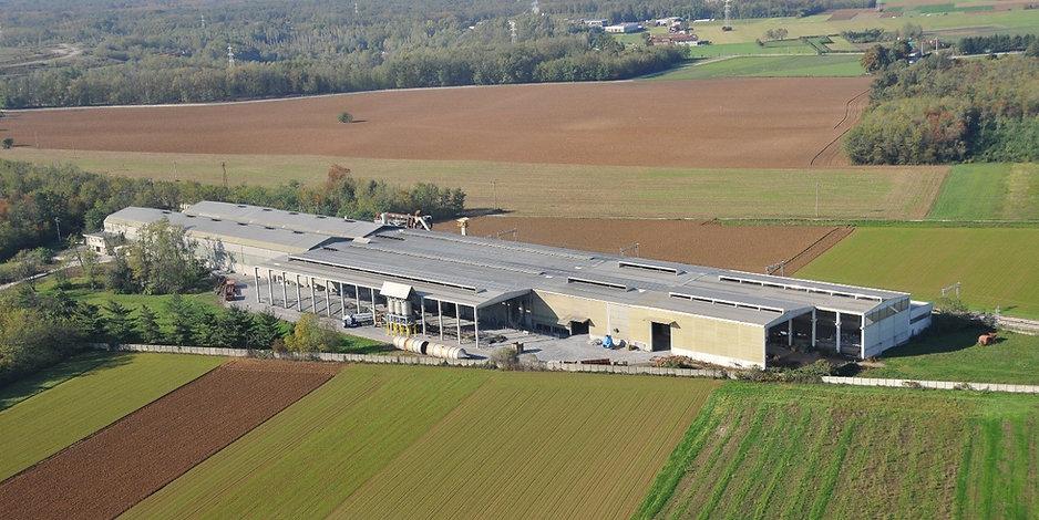 Nuova area industriale