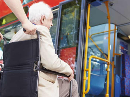 BC Barriers: Danger on a North Shore Bus