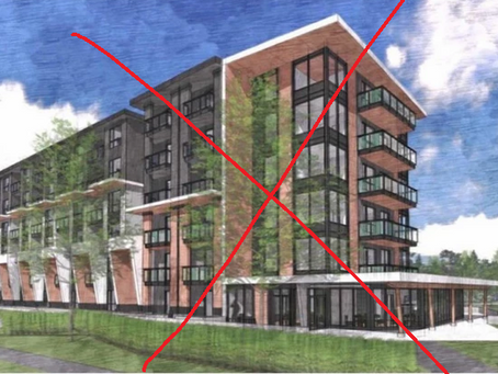 Surrey Council Rejects Inclusive and Affordable Housing