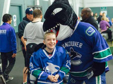 A Can-Do Attitude: Canucks Autism Network Scores On Empowerment And Inclusion