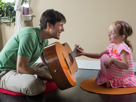 Music Therapy Connects Participants To Music, And So Much More