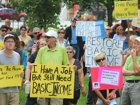 A Basic Income For BC?