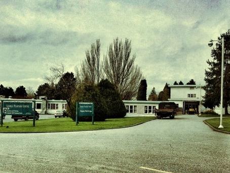 The Curse of George Pearson Centre