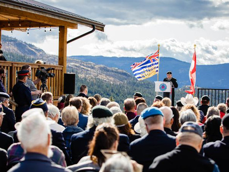 A Home Away From Home For Canada's Veterans And First Responders