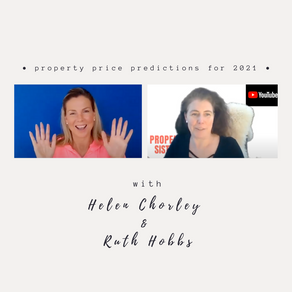 Property Price Predictions for 2021