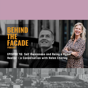 Behind the Facade: Self Awareness and Being a Hyper Realist