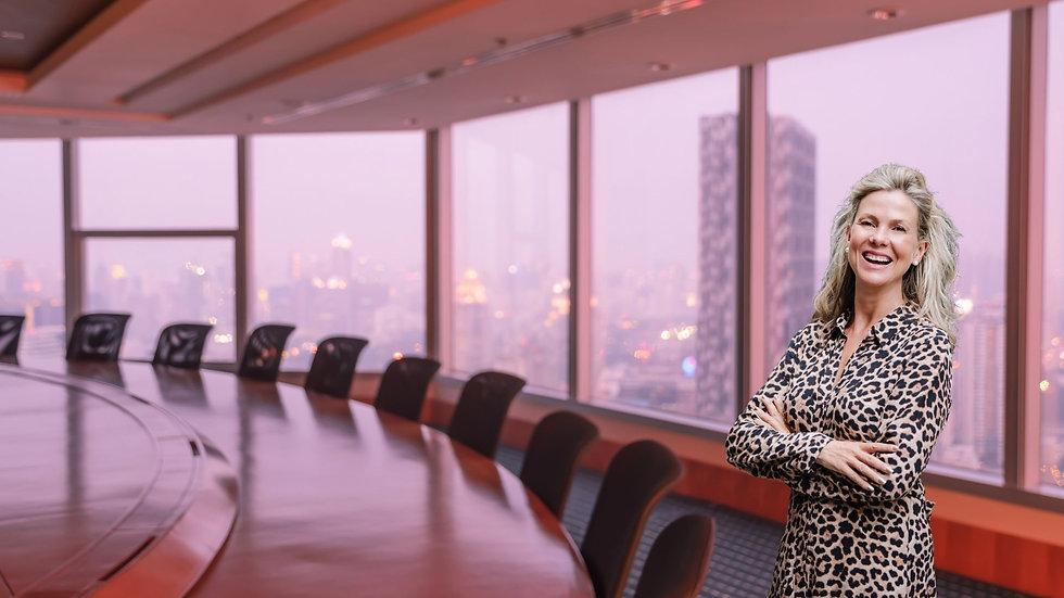 Helen Chorley Public Speaking
