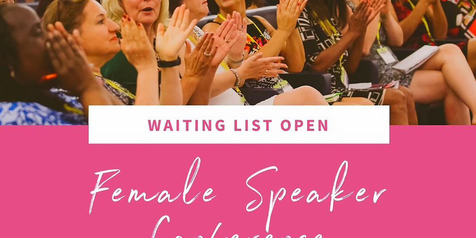 Female Speakers Conference