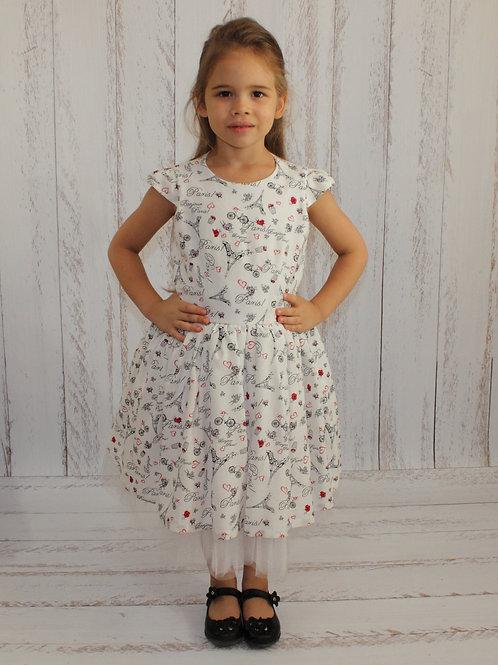 Платье праздничное артикул: ХС103