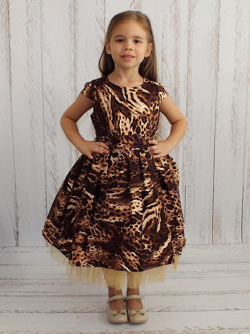 Платье праздничное артикул: ХС 005