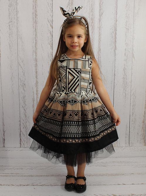 Платье праздничное артикул: ХС 001
