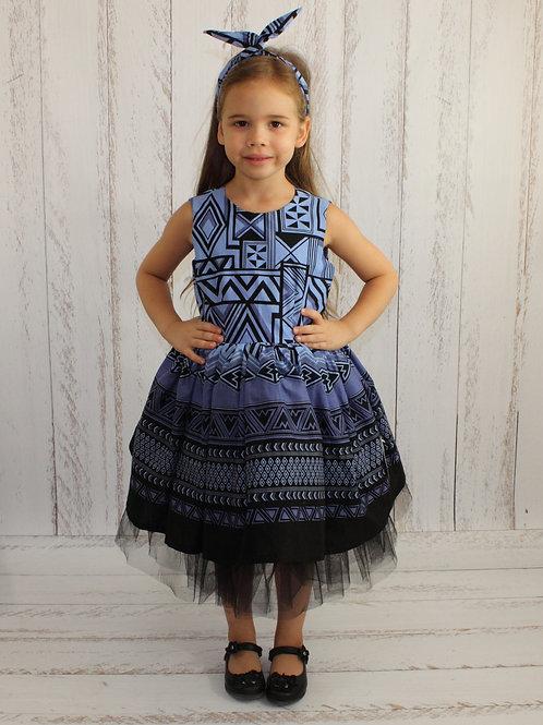Платье праздничное артикул: ХС 002