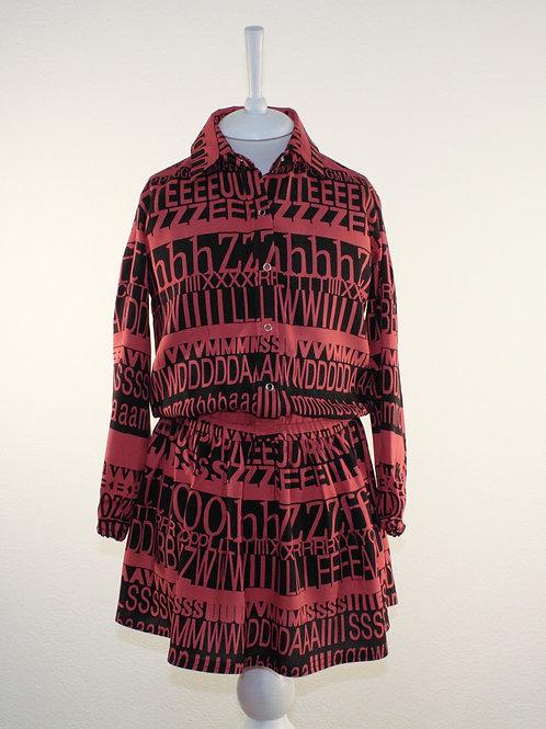 Платье - Рубашка артикул: ХП 068