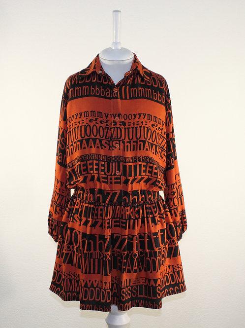 Платье - Рубашка артикул: ХП 069