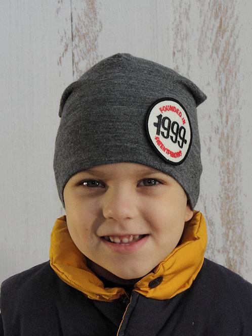 Шапка для мальчика  артикул: МV 117 размеры в наличии: 48-50/50-52