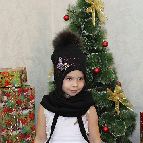 Комплект на девочку, размеры 50-52, 52-54, 54-56