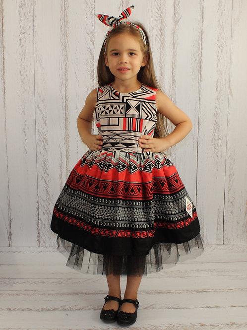Платье праздничное артикул: ХС 003