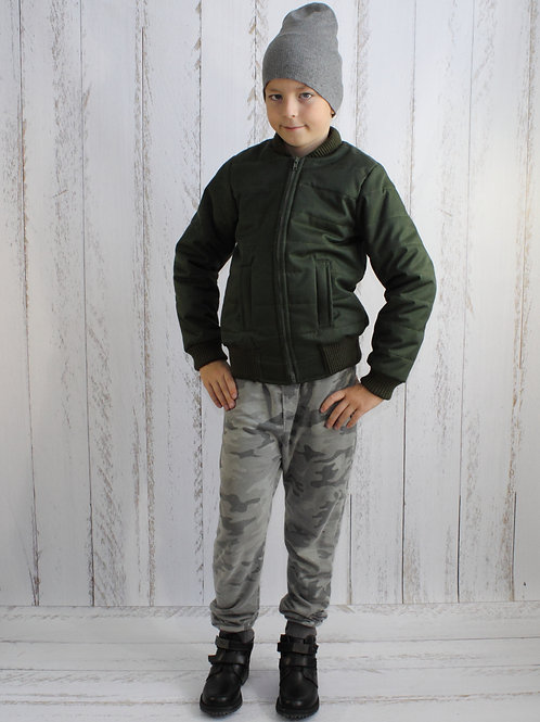 Куртка демисезонная артикул: КХ 102
