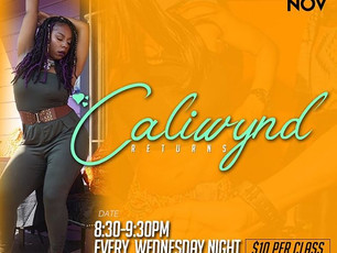 The Return Of Caliwynd Wednesday