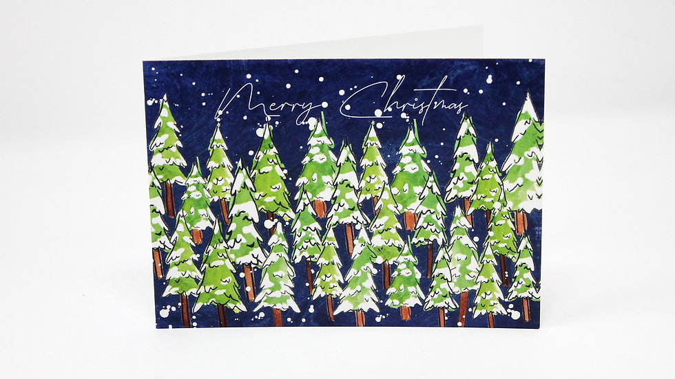 Christmas Forest 2 Pack