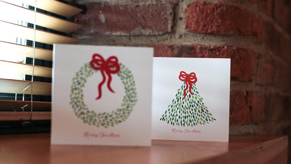 Wreath/Tree 2 Pack