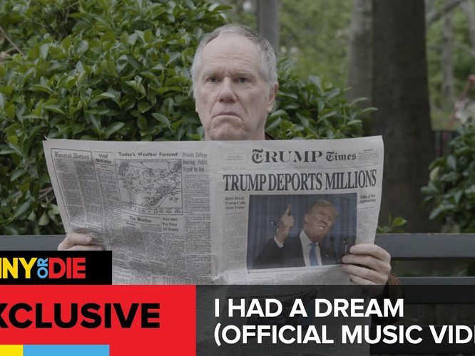 Funny or Die - I Had A Dream