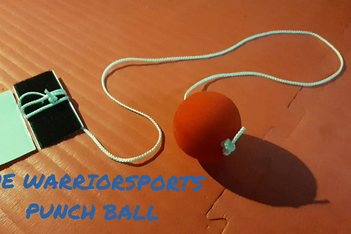 Warriorsports Punch Ball