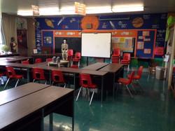 Classroom at SCL School