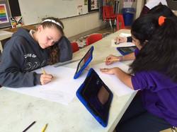 iPads at St. Catherine Labouré