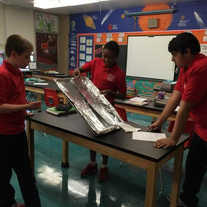 STEM at SCL School Glenview